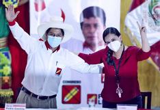 """Verónika Mendoza: """"No hemos hablado de una distribución de eventuales cargos futuros ni de ministerios, como han especulado"""""""