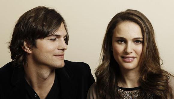 Ashton Kutcher apoyó a Natalie Portman en caso de sexismo