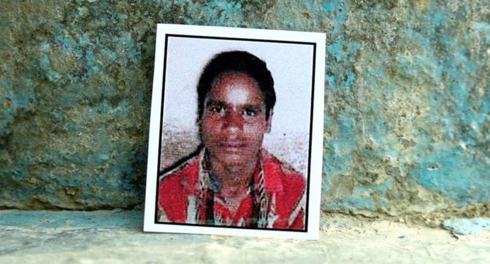 Jitendra era carpintero y el único de su familia que aportaba ingresos económicos. Foto: BBC Mundo