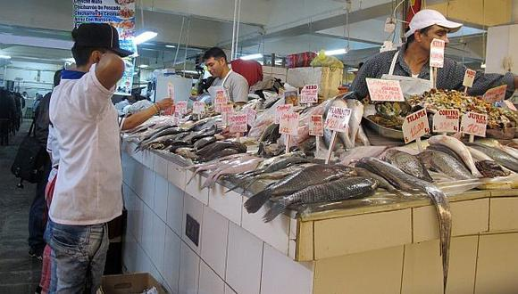 La inflación de Alimentos y Bebidas fue de 0,30%. Se observaron mayores precios en los pescados ante una menor captura de recursos marinos.