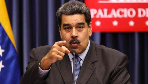 Régimen de Nicolás Maduro saca del aire emblemática radio y canales de TV internacionales. (EFE)