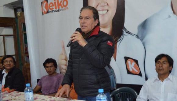 Fuerza Popular alega que Huaroc no entregó dádivas en Satipo