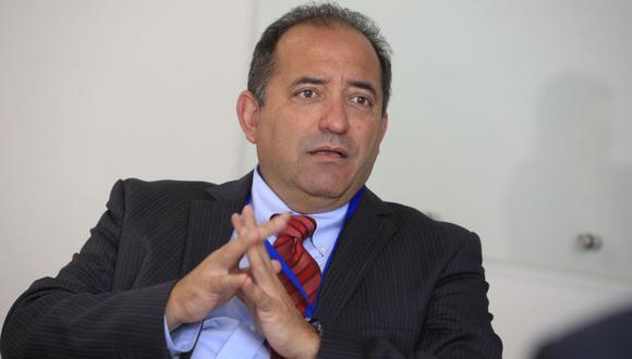 Daniel Córdova viajó a Estados Unidos para entregar documentos a la OEA sobre un supuesto fraude. (Foto: Archivo GEC)
