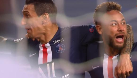 """PSG acaricia la Champions: """"Hemos logrado hacer historia"""", destacó Di María"""