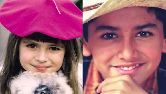 Daniela Aedo y Miguel Martínez forman parte de esta lista. ¿Los recuerdas en sus roles de 'Carita de ángel' y 'Alcachofa'? (Foto: Televisa)