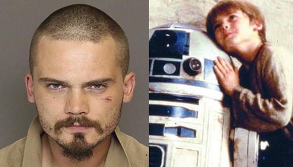 """""""Star Wars"""": 'Anakin' fue internado en un centro psiquiátrico"""