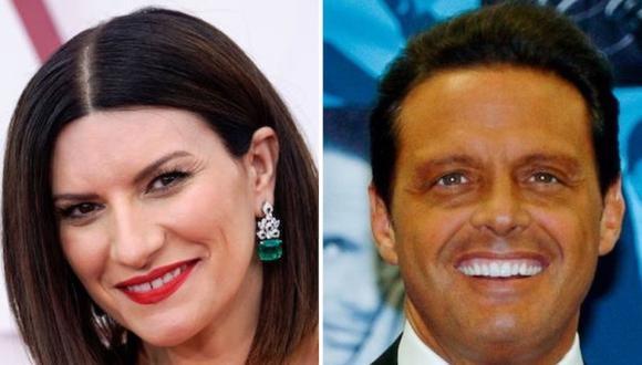 Cibice cómo fue la relación entre los famosos cantantes Laura Pausini y Luis Miguel (Foto: Getty Images)