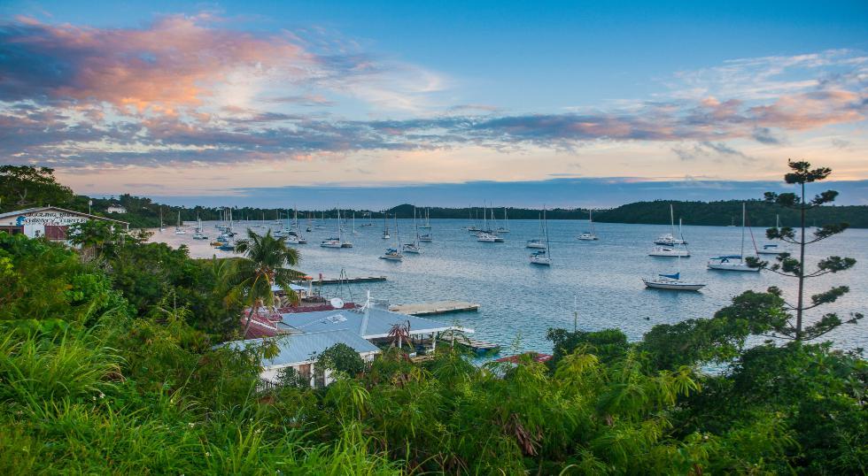 El reino de Tonga concentra 177 islas, de las cuales 36 están deshabitadas. / Foto: Shutterstock.