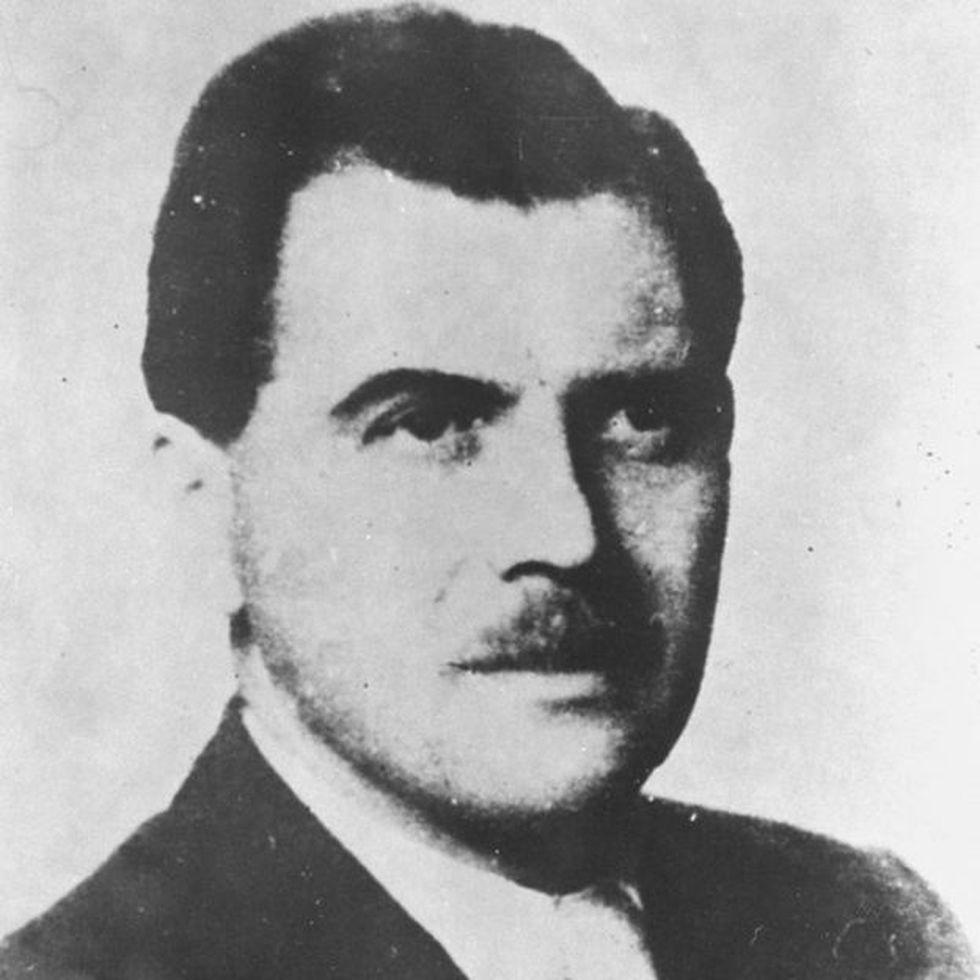 Hijo de un rico industrial del sector de equipos agrícolas, Josef Mengele nació en Alemania el 16 de marzo de 1911. (Museo Memorial Del Holocausto De EE.UU. vía BBC)