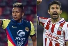TUDN, Club América - Chivas de Guadalajara en vivo, Clásico Nacional en directo
