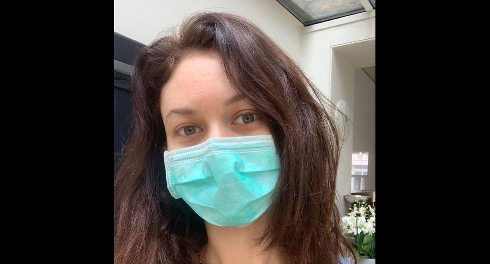 """Olga Kurylenko - La actriz francesa, recordada por ser la chica Bond en """"Quantum Solace"""" (2008),  reveló que estaba infectada. """"Cuídense y tomen esto en serio"""", afirmó. (Foto: Twitter)"""