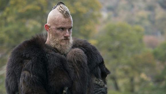 ¿Bjorn será un buen gobernante? (Foto: History)
