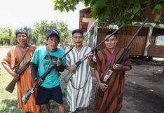 Dos comunidades asháninkas del Vraem esperan agua potable