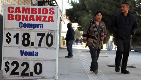 Conozca aquí el precio del dólar en México este 22 de abril de 2021. (Foto: AFP)