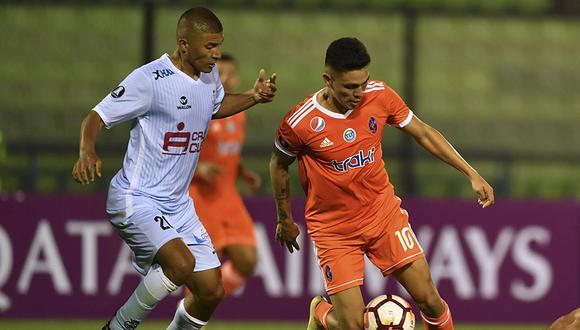Real Garcilaso jugará el choque de revancha en Cusco. (Foto: AFP)