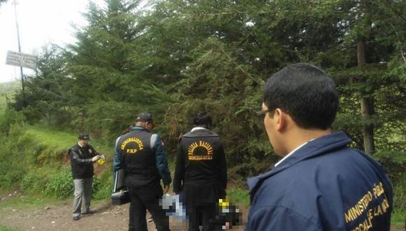 Cusco: hallan cadáver en parque arqueológico de Quenco