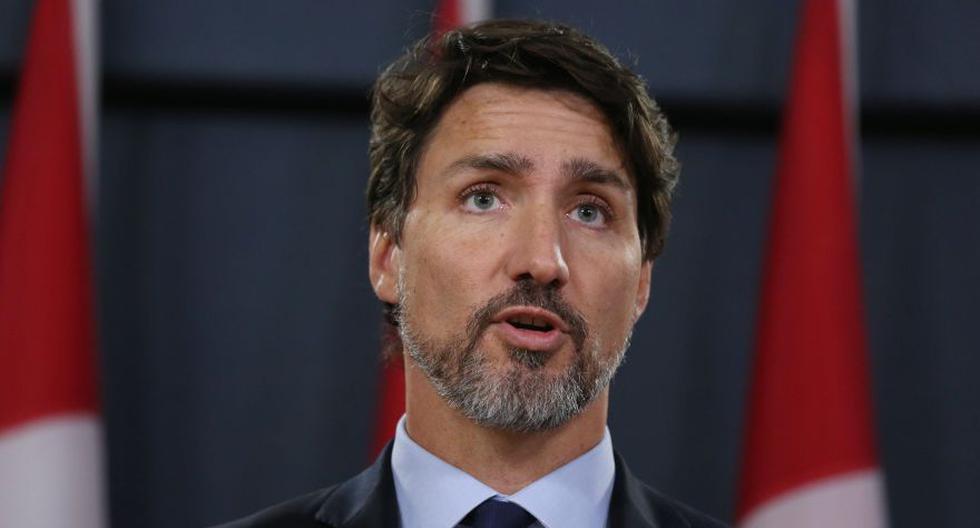 El primer ministro canadiense Justin Trudeau buscará que Irán compense a las familias de las víctimas mortales. (Foto: Archivo/AFP)