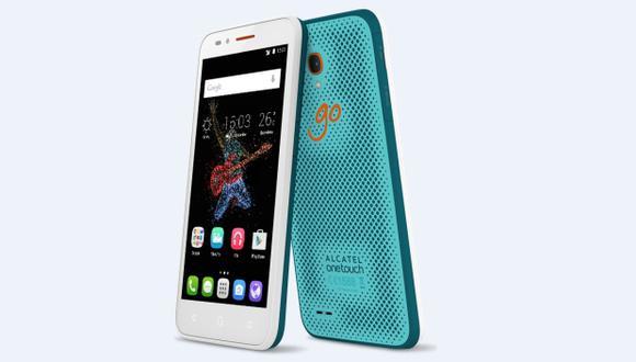 Evaluamos el smartphone Go Play de Alcatel
