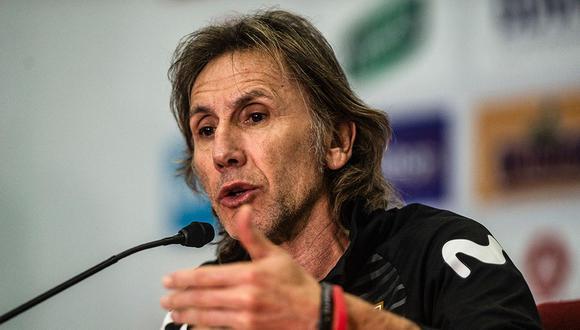 Ricardo Gareca anunciará mañana viernes de 30 de octubre la lista de convocados para el duelo contra Chile y Argentina
