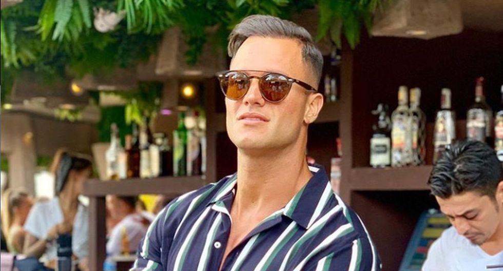 Fabio Agostini contó detalles de las relaciones que tuvo con varias modelos peruanas. (Foto: Instagram)