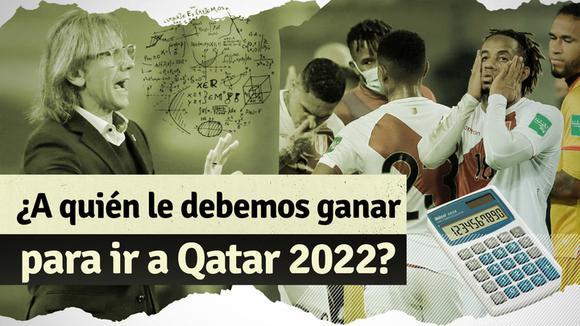 Qatar 2022: di quali risultati ha bisogno il Perù per raggiungere la zona di qualificazione?