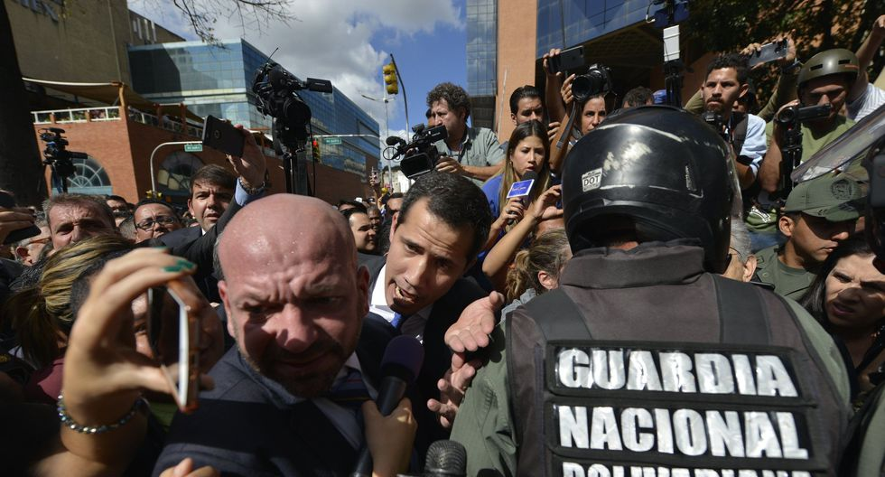 La oposición de Venezuela se enfrenta a su mayor prueba hasta ahora después del respaldo del gobierno. (Foto: AP)