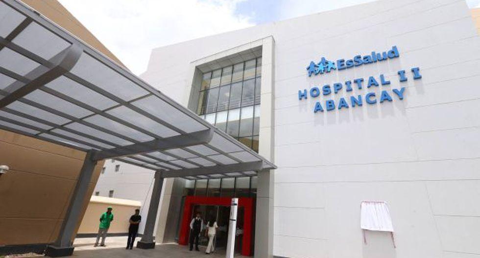 Apurímac: denuncian a médicos de Hospital II de EsSalud por acoso laboral