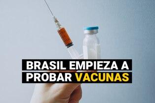 Vacuna contra el coronavirus desarrollada por la Universidad de Oxford es probada en Brasil