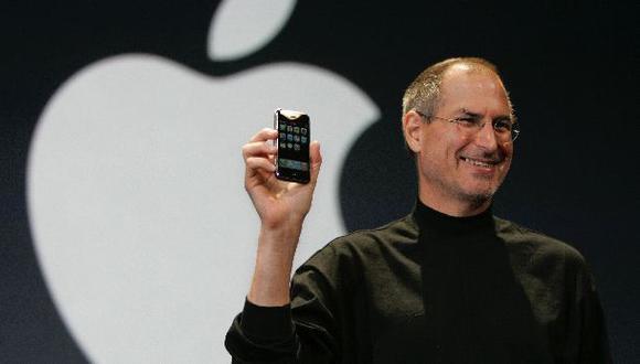 """Steve Jobs quería crear un """"auto Apple"""" después del iPhone"""