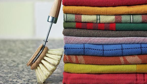 Los hay de algodón, fibra sintética o microfibra y siempre deben estar limpios. (Foto: Michelle Coppiens en Pixabay)