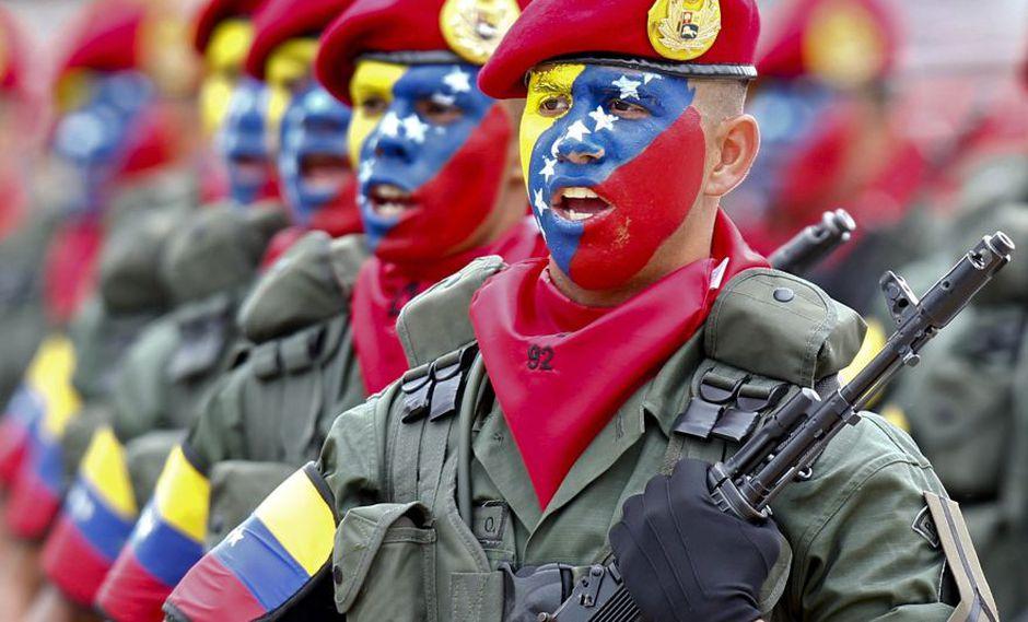 Nicolás Maduro envió 2.000 soldados y 600 miembros de las fuerzas especiales al estado de Táchira, en la frontera con Colombia. (Reuters).