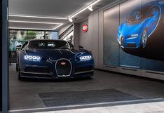 Bugatti: ¿Cómo es el concesionario de autos más exclusivo del mundo?   FOTOS