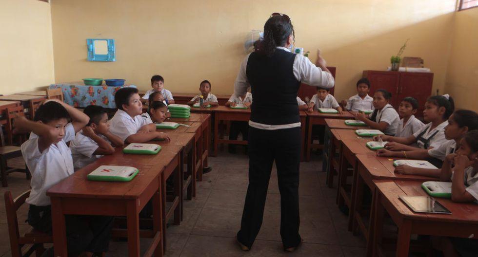 El Ministerio de Educación señaló que el modelo profesor-director ha fracasado. (GEC)
