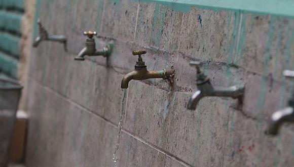 Sedapal cortará el agua el martes 19 de enero en zonas del Cercado de Lima y San Juan de Lurigancho. (GEC)