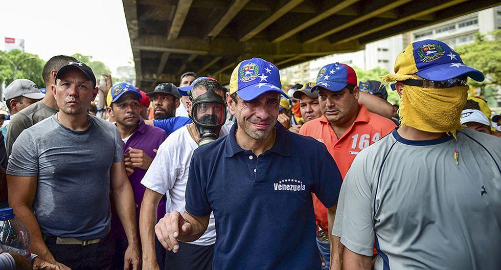 Venezuela: Las fotos más impactantes de la brutal represión - 15