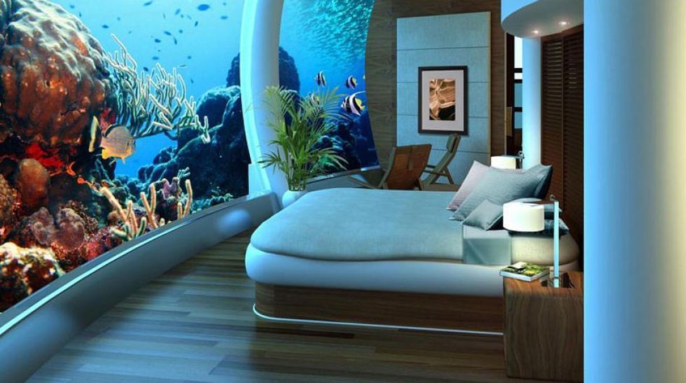 Las insólitas casas que te permiten vivir bajo el mar - 1