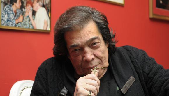 Cacho Castañeda falleció en una clínica de Buenos Aires. (Foto: AFP)