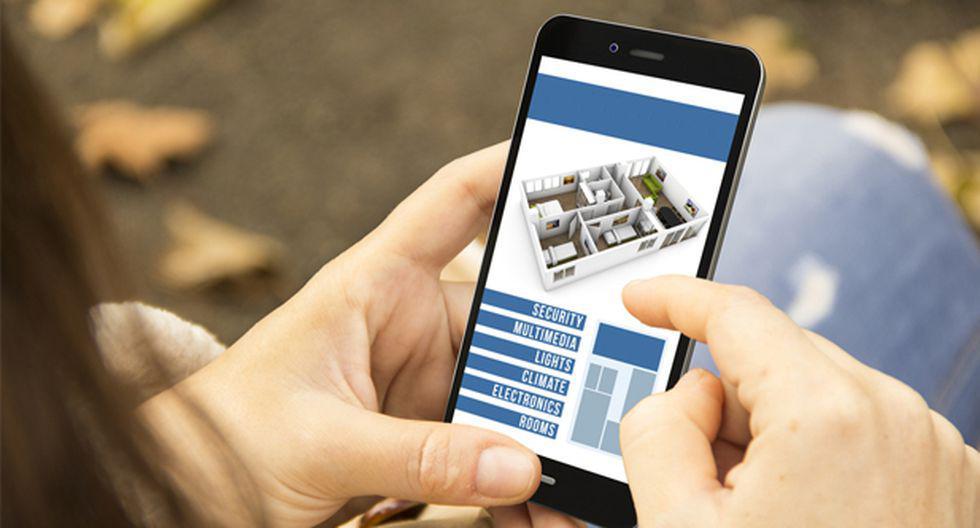 La tecnología será tu mejor aliada en la decoración de tu casa. (Foto referencial: Shutterstock)