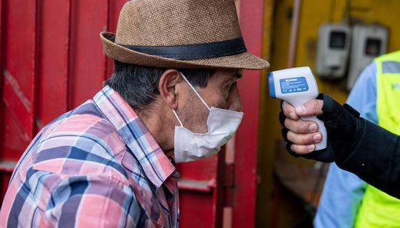 Coronavirus en Chile | Ultimas noticias | Último minuto: reporte de infectados y muertos | miércoles 13 de mayo del 2020 | Covid-19. (Foto: AFP / MARTIN BERNETTI).