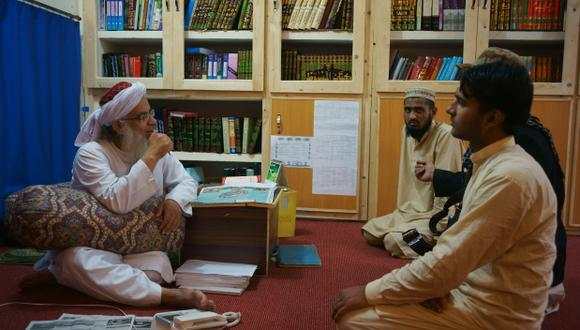 Osama Bin Laden, la nueva biblioteca escolar en Pakistán