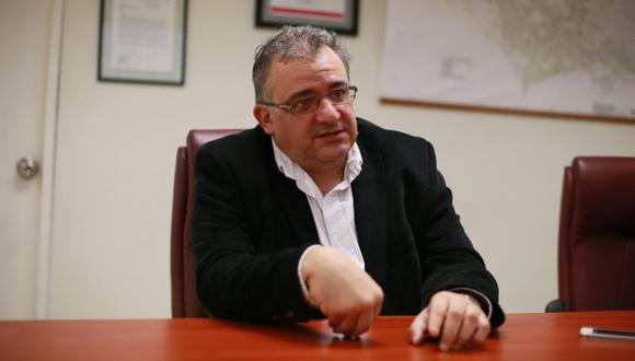 Gustavo Guerra García también confirmó que se reunió con Salvador del Solar, quien le propuso ser ministro o encabezar la ATU. (Foto: GEC)