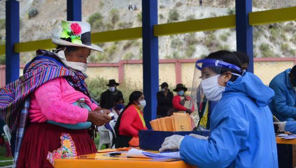 El Ministerio de Desarrollo en Inclusión Social publicó un cronograma para los beneficiarios que reciban el subsidio en la modalidad de carrito pagador. (Foto: Andina)