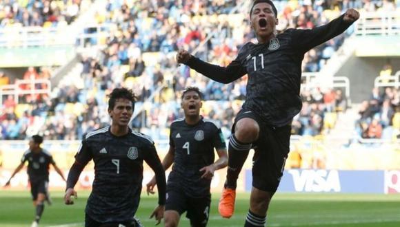 México y Japón se miden por la fecha 2 del Grupo B del Mundial Sub 20 en Polonia el domingo 26 de mayo desde las 8:30 horas.(Foto: AFP)