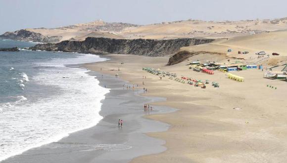 La Dirección de Hidrografía y Navegación de la Marina de Guerra del Perú indicó que el evento sísmico ubicado a 33 km del Suroeste de Mala. (Foto: El Comercio)