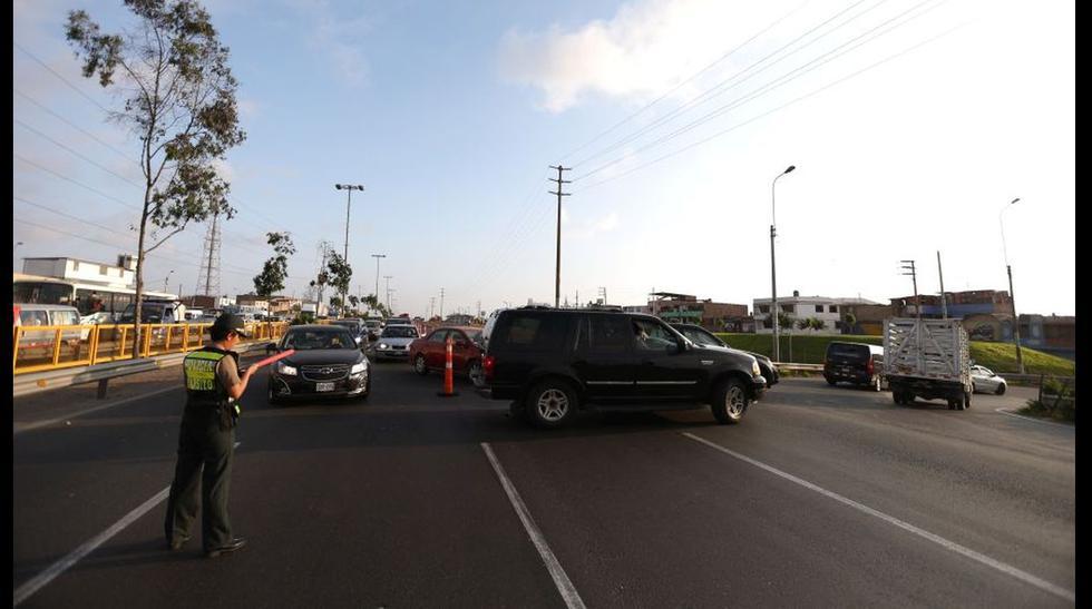 Tráfico intenso y un fallecido en retorno de vehículos del sur - 9