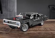'Fast & Furious': el clásico Dodge Charger de Dominic Toretto llega a Lego   FOTOS