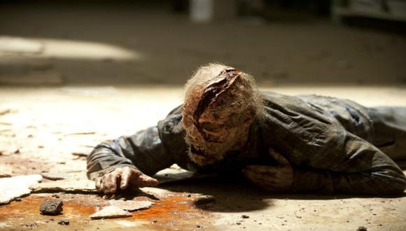 """""""The Walking Dead"""": zombis bajo las calles de Nueva York"""
