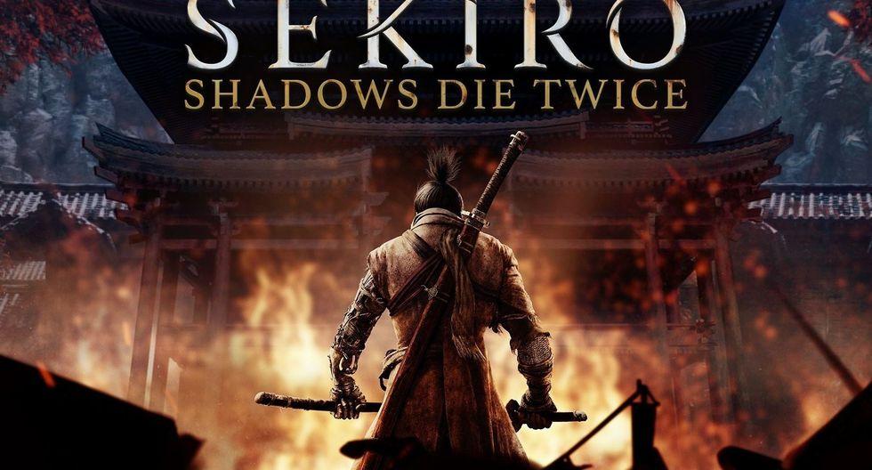 Sekiro: Shadows Die Twice, el videojuego del año.