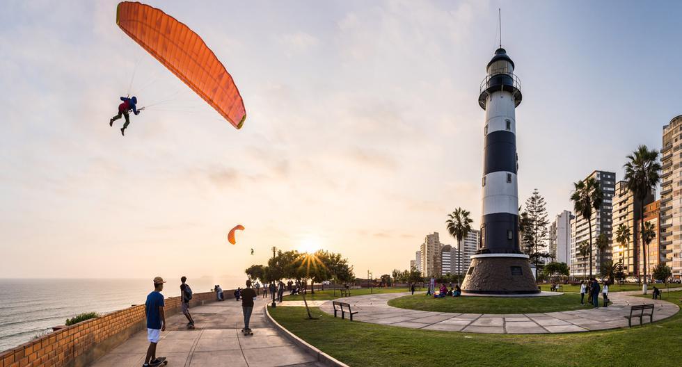 Malecón de Miraflores considerado uno de los mejores de América - 1