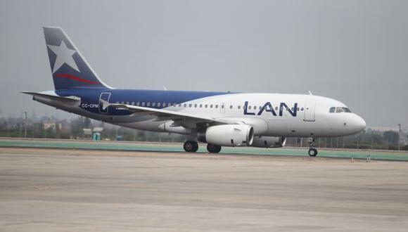 Standard & Poor's degradó a 'BB-' nota del holding aéreo Latam